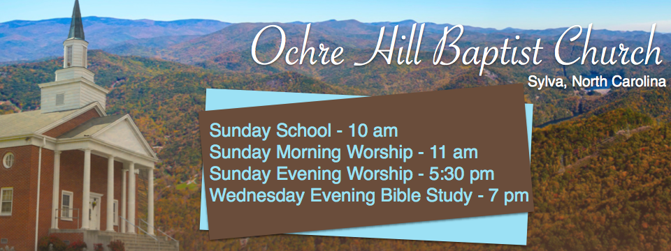 Ochre Hill Baptist Church